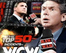 OMG Vol. 2: The Top 50 Incidents in WCW History review