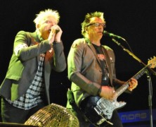 The Offspring smash Pittsburgh's Stage AE