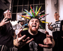Psychostick and One Eyed Doll deliver Blood, Guts and Sprinkles