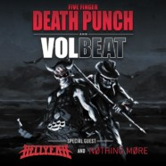 Five Finger Death Punch and Volbeat 'burn down' all 'Outlaw Gentlemen and Shady Ladies' in Fort Wayne