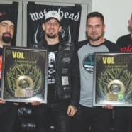 Volbeat's A Warrior's Call Certified Gold By RIAA