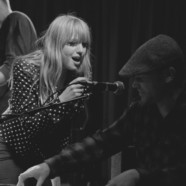 Alexz Johnson lets Indy eat their cake