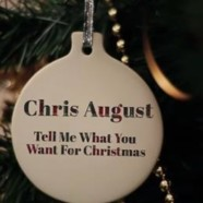 "Chris Unveils New Lyric Video ""Tell Me What You Want for Christmas"""