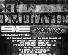 Emphatic announce Break The Ice Tour