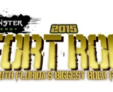 Fort Rock announces Slipknot, Godsmack, Breaking Benjamin, Papa Roach, In This Moment & More April 25 in Fort Myers, FL