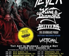 Mayhem Festival announces 2015 bands and dates