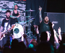 Senses Fail brings Let It Enfold You back to Indy