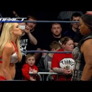 Taryn Terrell talks TKO edition of Impact, facing Awesome Kong, being Knockouts champion and TNA journey