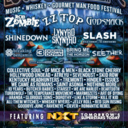 Rob Zombie, Godsmack, Shinedown, ZZ Top, WWE, more confirmed for 2015 Louder Than Life