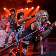 Steel Panther and Like A Storm continue tour in Fort Wayne