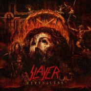 Slayer unveils cover art for Repentless