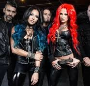 Butcher Babies announce Fall headline dates with Nekrogoblikon