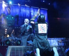 Slipknot take summer's last stand in Indy