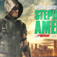 "Stephen Amell of ""Arrow"" to guest star on WWE Raw next week"