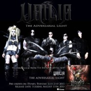 "Urilia Announces Pre-Order For Debut EP ""The Adversarial Light"""