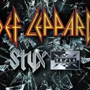 Def Leppard, Styx and Tesla pack Indy's Klipsch