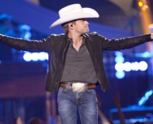 Justin Moore steals the show in Indy