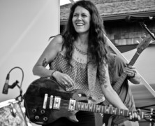 Lilly Hiatt Graces the Stage at Goshen's First Friday Festival