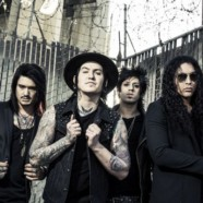 Escape The Fate guitarist Thrasher talks 'Hate Me' album