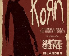Korn Celebrates 20th Anniversary