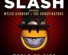 Slash Ft. Myles Kennedy And The Conspirators: Behind-the-Scenes Tour Video Released; U.S. Tour To Launch July 15