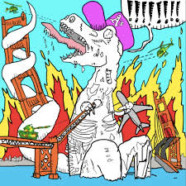 MC Lars: The Zombie Dinosaur LP review