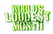 World's Loudest Month announces 2016 festival dates