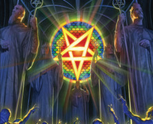 Anthrax reveals cover art for For All Kings
