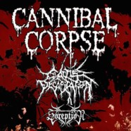 Cannibal Corpse Takes Over Valparaiso, IN