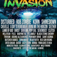 Northern Invasion announces 2016 lineup