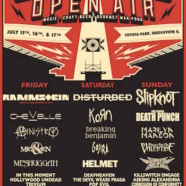 Chicago Open Air performance times announced