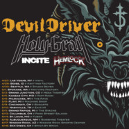 Holy Grail and DevilDriver announce dates