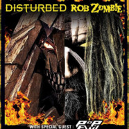 Pop Evil announes dates with Disturbed, Rob Zombie, Red Sun Rising, Devour The Day, Smashing Satellites