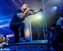 Killswitch Engage sign to Metal Blade Records