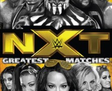 WWE: NXT Greatest Matches Vol. 1 DVD review