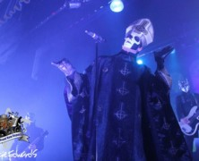 Live: Ghost in Indianapolis
