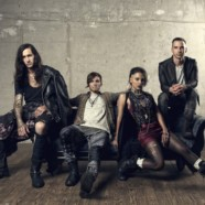 Veridia releases Pretty Lies video feat. Matty Mullins