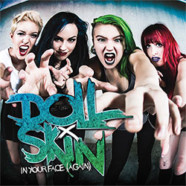 Review:  Doll Skin – In Your Face Again