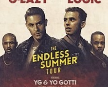 Live: G-Eazy & Logic: The Endless Summer Tour in Indianapolis