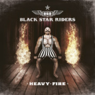 "Black Star Riders have announced their third studio album, ""Heavy Fire"""