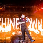 "Shinedown to perform ""Get Up"" on Live With Kelly and Ryan January 23"