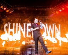 """Shinedown to perform """"Get Up"""" on Live With Kelly and Ryan January 23"""
