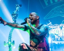 Live: Five Finger Death Punch, Shinedown, Sixx AM and As Lions in Phoenix