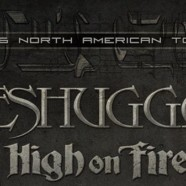 Live: Meshuggah / High On Fire in Baltimore