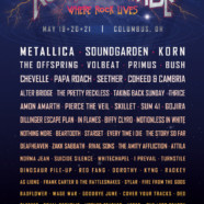 Rock on the Range 2017 announces insane lineup