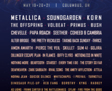 Rock On The Range 2017 Festival Experiences: Eat Local! & National Food Court Offerings Announced