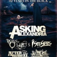 Live: Ten Years In The Black Tour