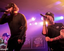 I Prevail steal the show at Electric Christmas