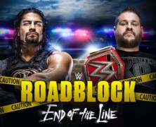 WWE Results: WWE Roadblock: End Of The Line 12/18/16