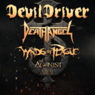 DevilDriver announce 2017 dates with Death Angel, Winds of Plague, The Agonist
